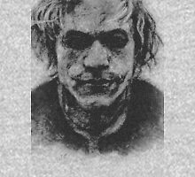 Heath Ledger-Joker Unisex T-Shirt