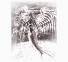 Angel Mermaid Kids Tee