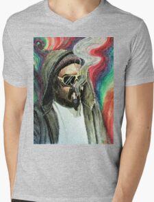 TRIPPY Mens V-Neck T-Shirt