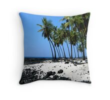 Hawaii - Island Paradise Throw Pillow