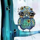 little blue bird by © Cassidy (Karin) Taylor