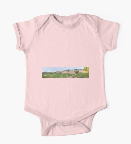 Vineyard Landscape One Piece - Short Sleeve