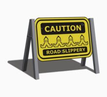 Caution - BANANAS AHEAD by Krs  Props