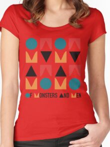 Of Monster and Men Women's Fitted Scoop T-Shirt