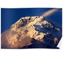 The Annapurnas, Himalayas - Nepal Poster
