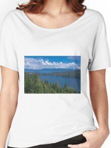 Cascade Lake Women's Relaxed Fit T-Shirt