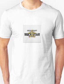 Geology Rockstar T-Shirt