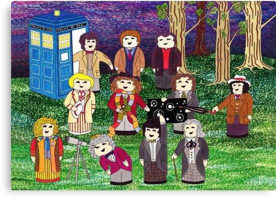 The Stargazing Doctors by HappyDoctors