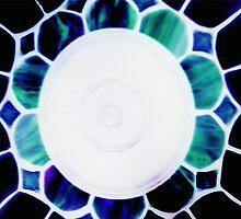 A Plaster Flower by emperorBear