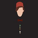The Eleventh Doctor by fangirlshirts