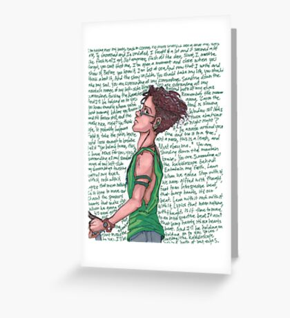 Aiden Greeting Card