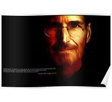 Apple Man Poster