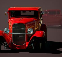 1931 Ford Hot Rod Coupe by TeeMack