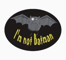I'm not Batman Kids Clothes