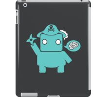 Ninja, Pirate, Robot, Zombie iPad Case/Skin