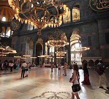 Ayasofya - Istanbul - Turkey by Erin McMahon