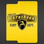 Baratheon - Fury Department by amanoxford