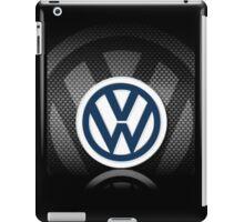 vw logo iPad Case/Skin