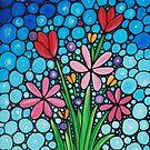 Spring Splendor by Sharon Cummings