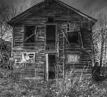 The Bunkhouse November 2012 by Aaron Campbell