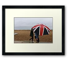 The Great British Seaside Framed Print