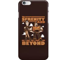 Serenity and Beyond iPhone Case/Skin