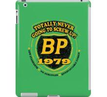 Retro BP Shirt iPad Case/Skin