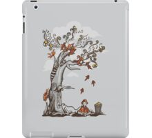 I Hear Music In Everything iPad Case/Skin