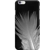Monochrome Feather iPhone / iPod Case iPhone Case/Skin