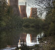 Ironbridge power plant. by tiggertastic