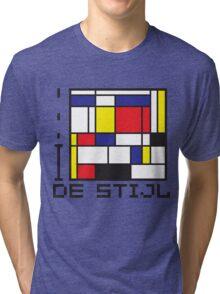 I LOVE DE STIJL T-shirt Tri-blend T-Shirt