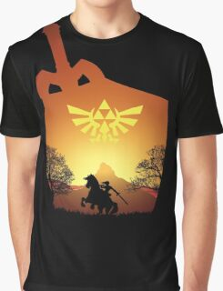 A hero's destiny Graphic T-Shirt