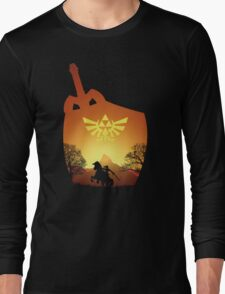 A hero's destiny Long Sleeve T-Shirt