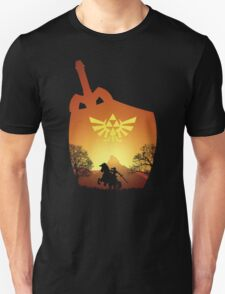 A hero's destiny Unisex T-Shirt