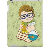 Tattooed Baby 003 - ipad case iPad Case/Skin
