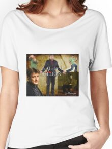 Nathan Fillion Women's Relaxed Fit T-Shirt