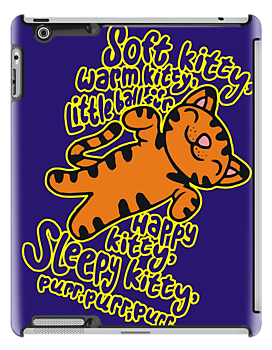 Soft Kitty  &quot;Big Bang Theory&quot;  by BUB THE ZOMBIE