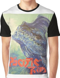 Otachi - Pacific Rim Poster Graphic T-Shirt