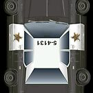 """The Blues Brothers car """"BluesMobile"""" 74 Dodge (Zoom to open) by ALIANATOR"""