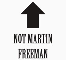 Not Martin Freeman by Agerasas