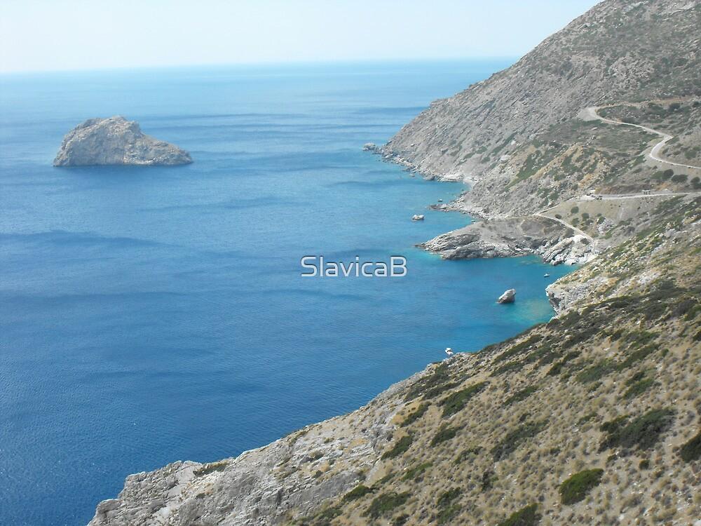Amorgos Island: Greece 4 by SlavicaB