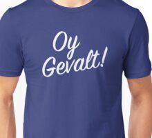 Oy Gavelt! Handlettering Unisex T-Shirt