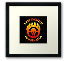 Desert Warrior Framed Print