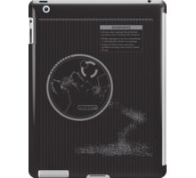 Nanobots Danger Awareness iPad Case/Skin