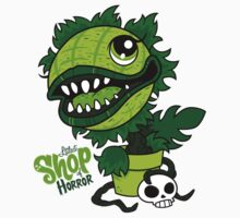 Littlest Shop Of Horror Sticker by Lapuss