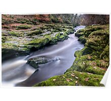 Autumnal Strid Poster