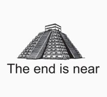 2012 Mayan apocalypse 12-21-2012 the end is near by Tia Knight