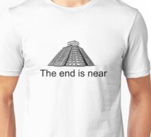 2012 Mayan apocalypse 12-21-2012 the end is near Unisex T-Shirt