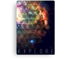 Explore II Canvas Print