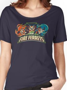Fire Ferrets! Women's Relaxed Fit T-Shirt